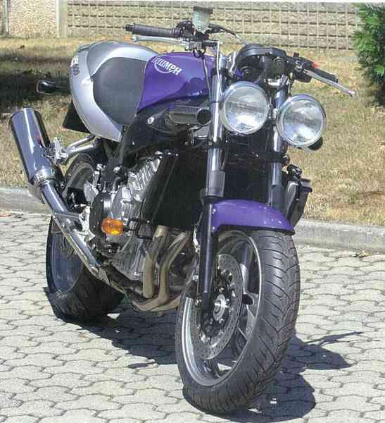 Triumph Baby Speed Talamo
