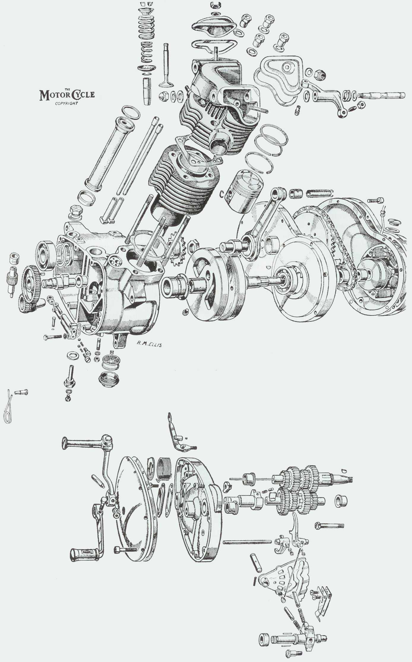 Bear Tracker Yfm250x likewise Cadillac Rear Suspension Diagram further 3asoo Rancher 420 Worked Fine When Fed Cows Next Time Go moreover 1952 single T15 T20 in addition P 0900c152800717d4. on triumph wiring diagrams