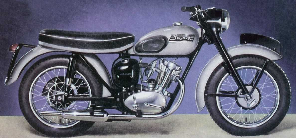 1957 Triumph Tiger Cub http://www.fedrotriple.it/1952_single-t15-t20.html
