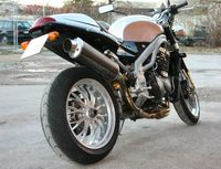 Speed Triple di Trident Special