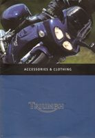 2000 Catalogo Accessori Triumph