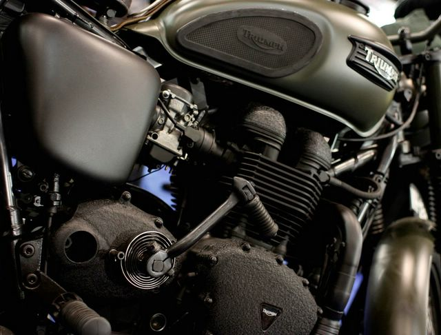 Special Triumph Great Escape by Drag&Racing