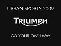 2009 Triumph Video Urban Sport
