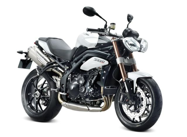 2010 Triumph Speed Triple MY2011