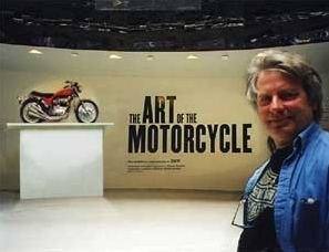 "1998 - Vetter al ""The Art of the Motorcycle Exhibition"""