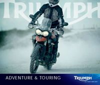 2010 Catalogo Triumph Adventure & Touring