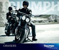 2010 Catalogo Triumph Cruisers