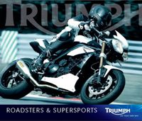2010 Catalogo Triumph Roadsters & Supersports