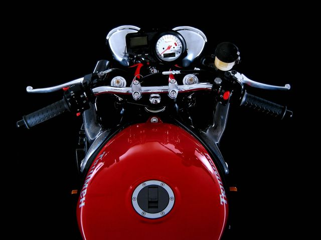 Triumph Baby Speed by Carlo Talamo