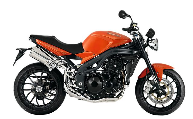 2010 Triumph Speed Triple