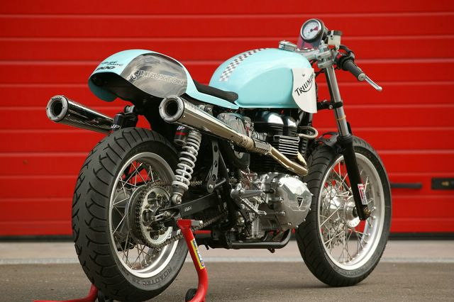 2004 - Triumph Thruxton Flashback R by Nicola Martini
