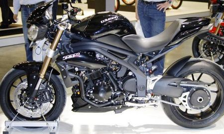 2011 EICMA Triumph Speed Triple