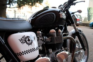 Bonneville ACE CAFE Limited Edition Ivan