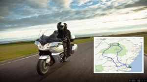Triumph Trophy 1200 World Press Launch Slides