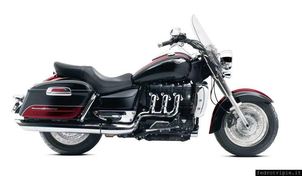 Triumph Rocket III Touring MY2013
