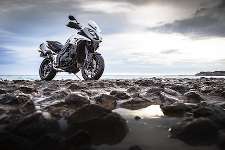 2013 Triumph Tiger Sport 1050 World Press Launch