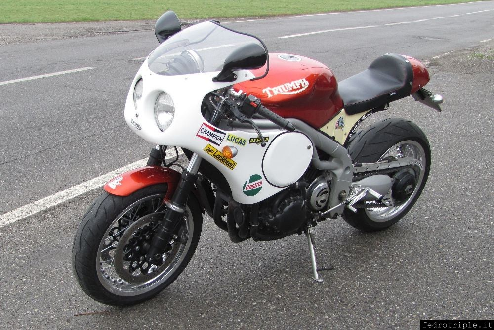 Triumph Special - Speed Triple Ray Pickrell Tribute