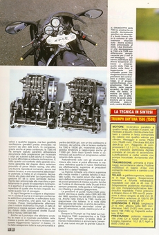 1996 novembre superwheels T509 T595 prototypes