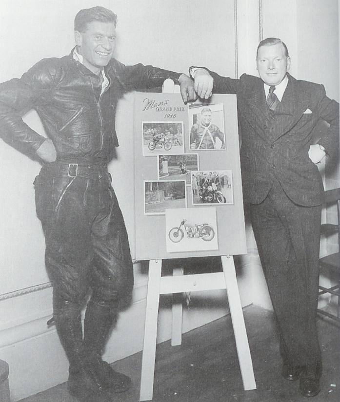 1946 - Edward Turner e Lyons