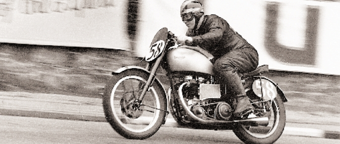 1948 Ken Bills Senior Tourist Trophy TT