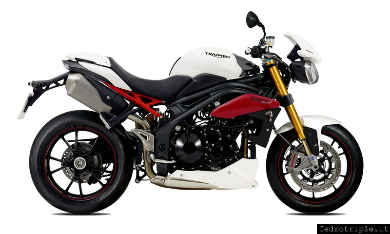 2014 Triumph Speed Triple R MY2015