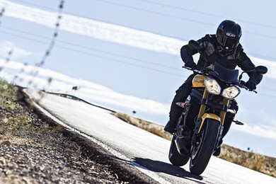 2015 Triumph Speed Triple 94 MY2016