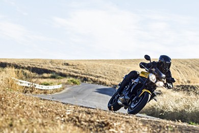 2015 Triumph Speed Triple R 94 MY2016