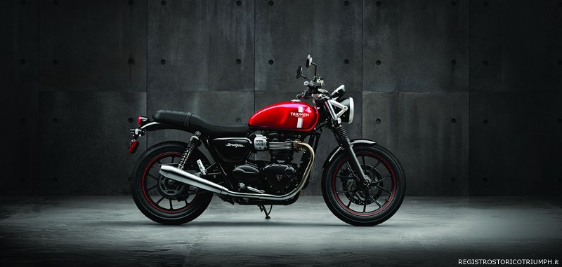2016 Triumph Stree Twin